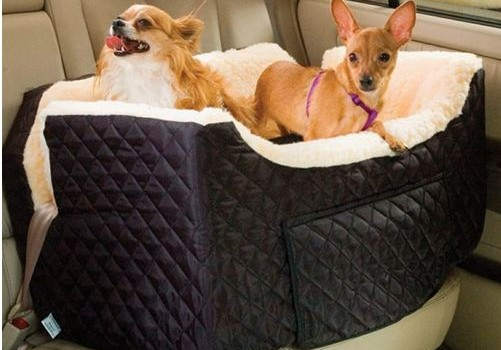 6-9-11 double dog car seat